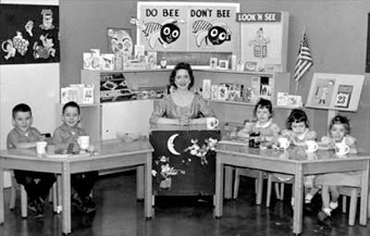 A Few Moments With Romper Room\'s Miss Nancy