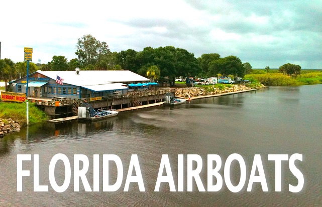 Airboats Caption