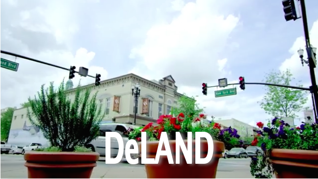 DeLand Caption